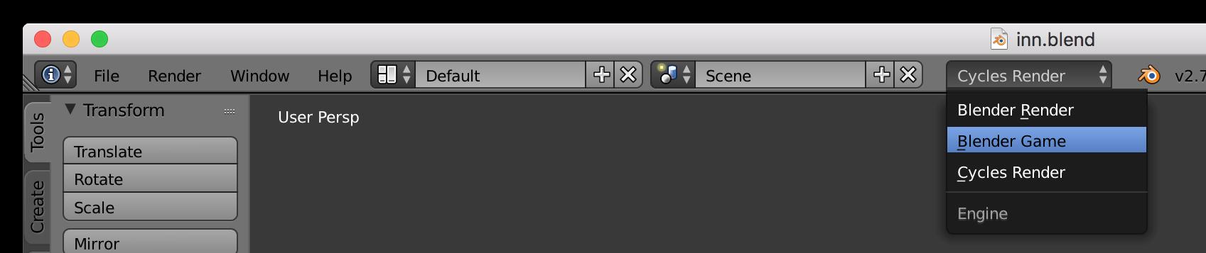 Creating a nav mesh for a WebVR scene